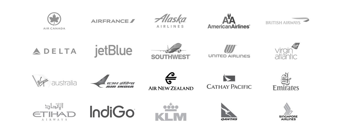 Airline Partners Royalty Travel Solutions