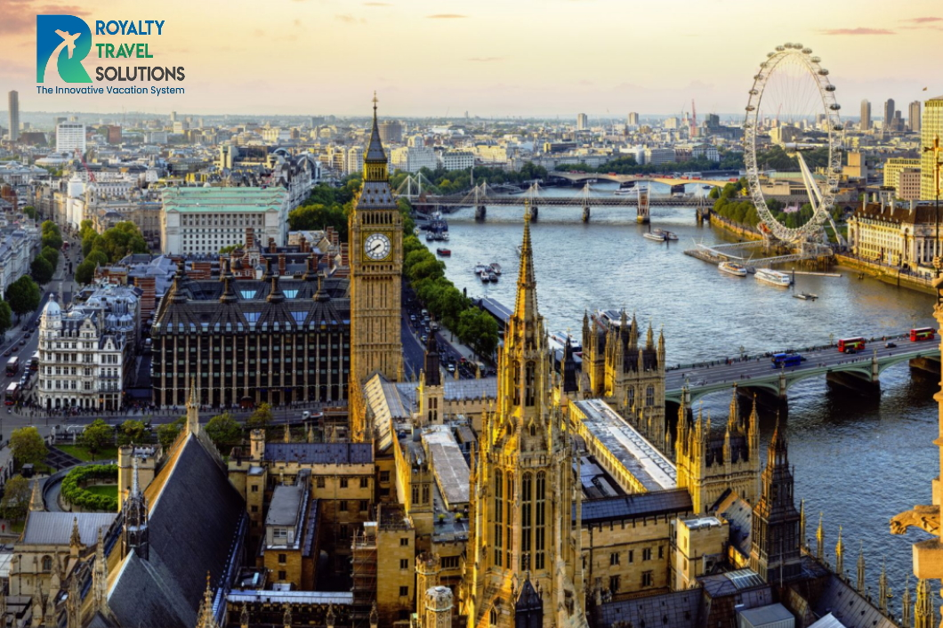 London England Royalty Travel Solutions