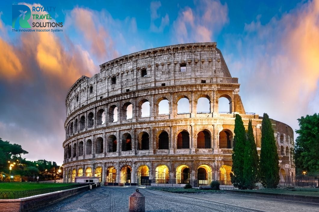 Rome Italy Royalty Travel Solutions